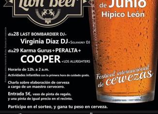 Lion Beer Festival