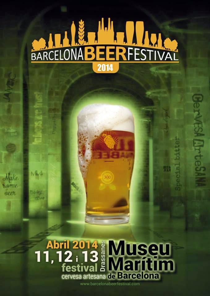 BBF (Barcelona Beer Festival) 2014