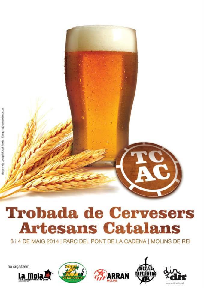 Trobada de Cervesers Artesans Catalans