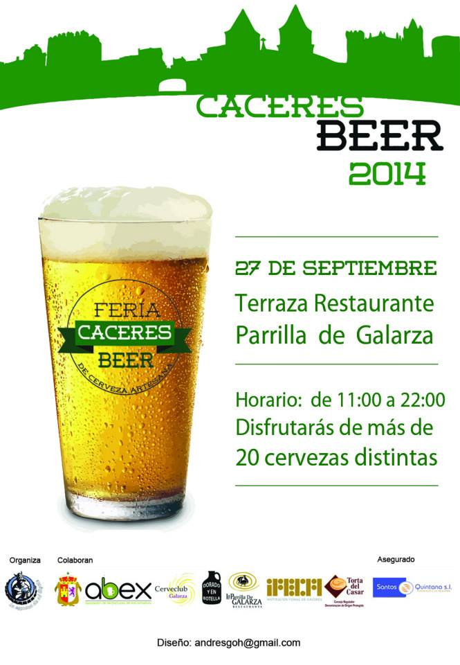 caceres beer
