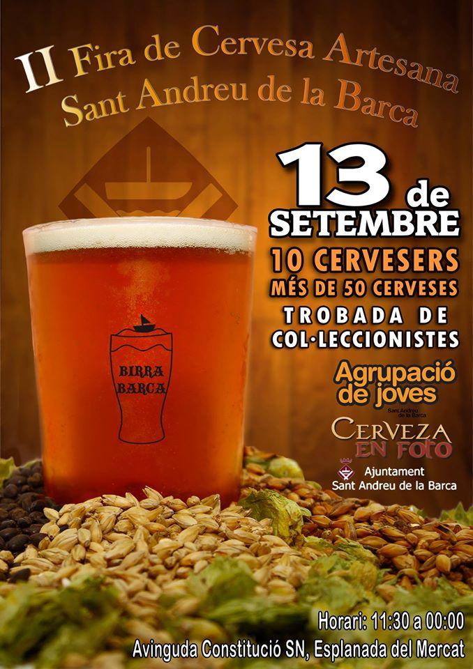 BirraBarca - II Fira de Cervesa Artesana Sant Andreu de la Barca