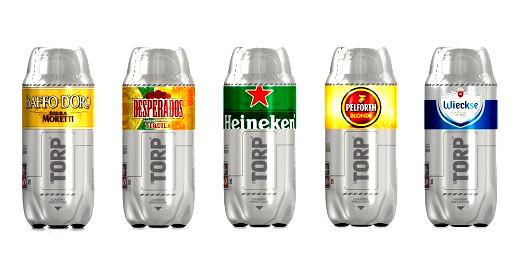 Heineken-Sub-torp