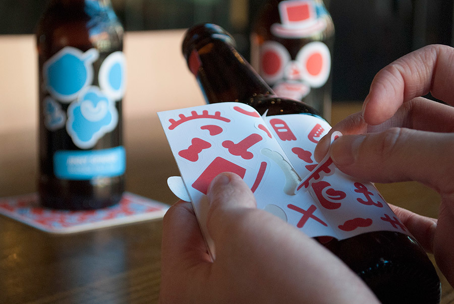 Etiquetas de cerveza…a jugaaaaar2
