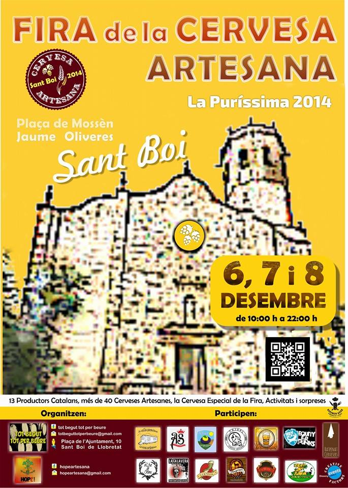 Fira de la Cervesa Artesana La Purissima 2014