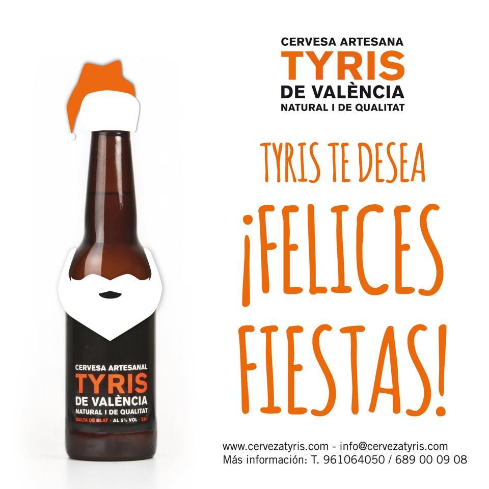 Felicitacion Tyris