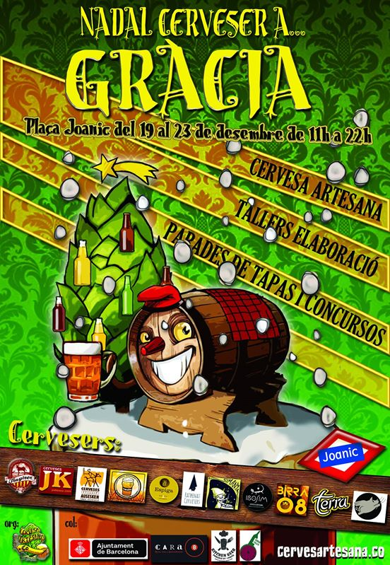 Nadal Cerveser a Gracia