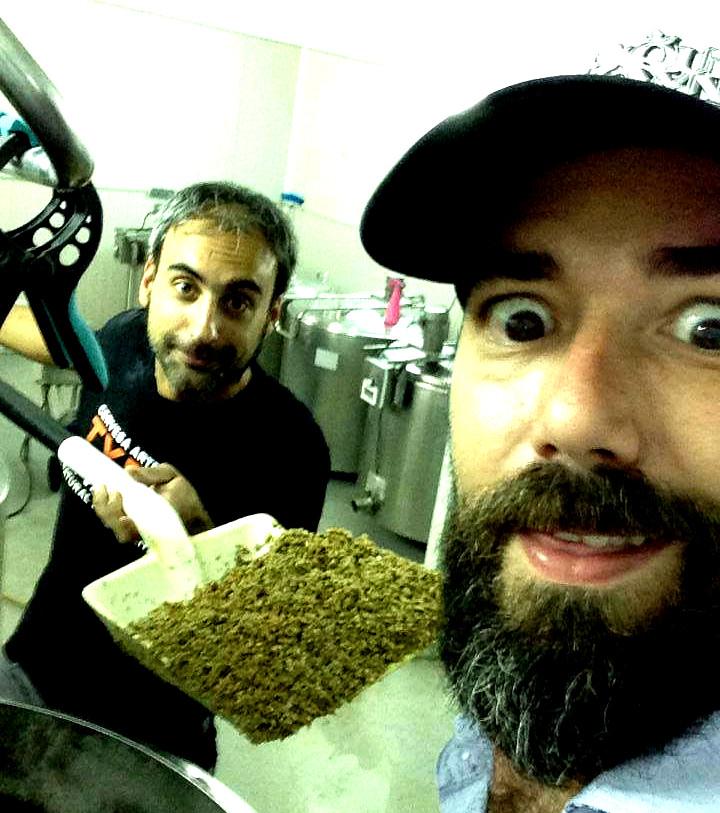 Tyris- Gonzalo Abia y Daniel Vara, haciendo locuras