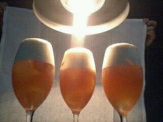 zumo de cerveza