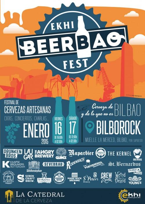 2º Festival de Cervezas Beerbao Fest