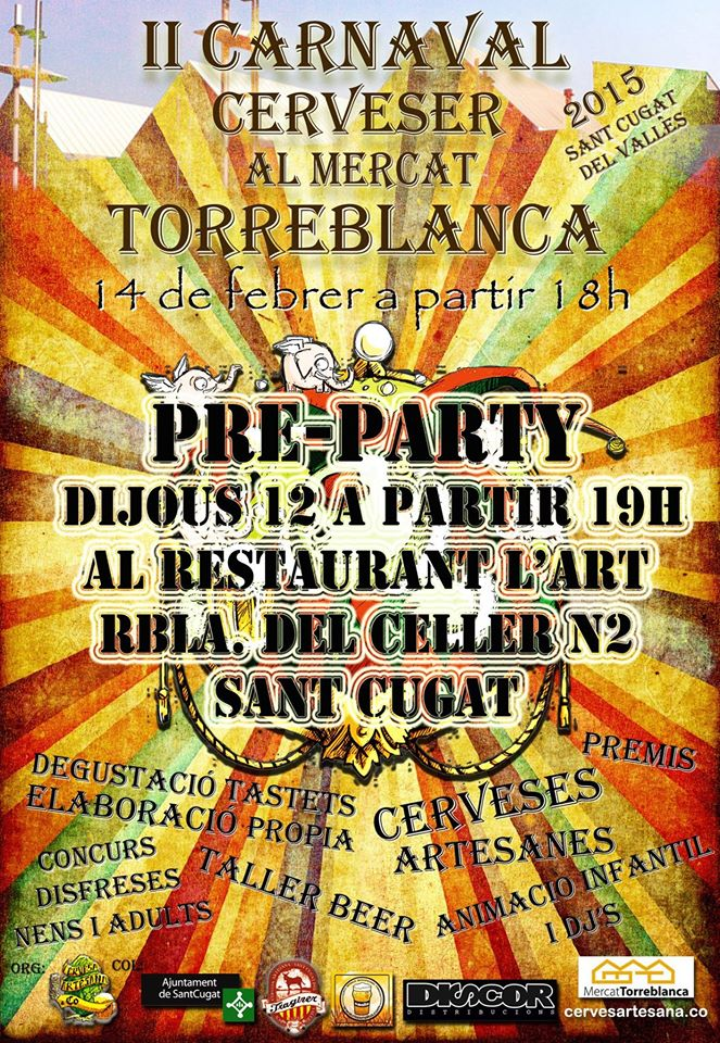 II Carnaval Cerveser de Torreblanca