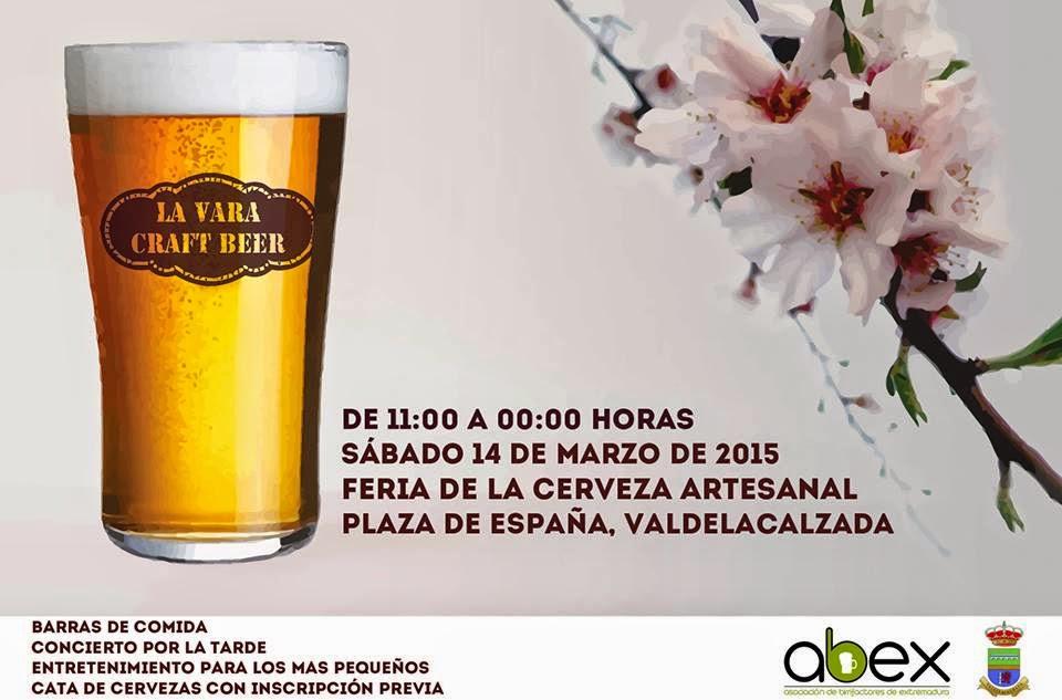 La Vara Craft Beer- Feria Cerveza Valdelacalzada