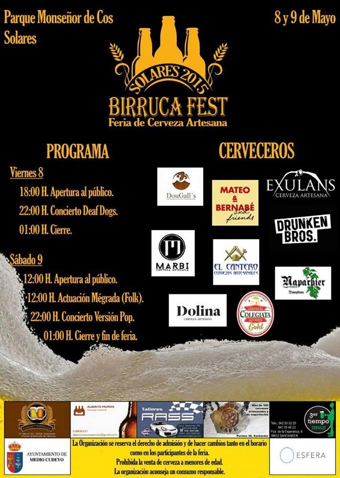 Birruca Fest 2015