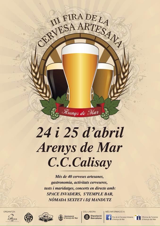 3ª Fira De La Cervesa Artesana d