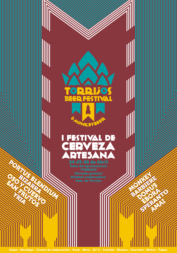 Torrijos Beer Festival & Monkey Beer