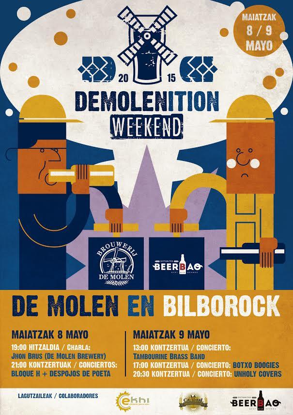 DeMolenition Weekend