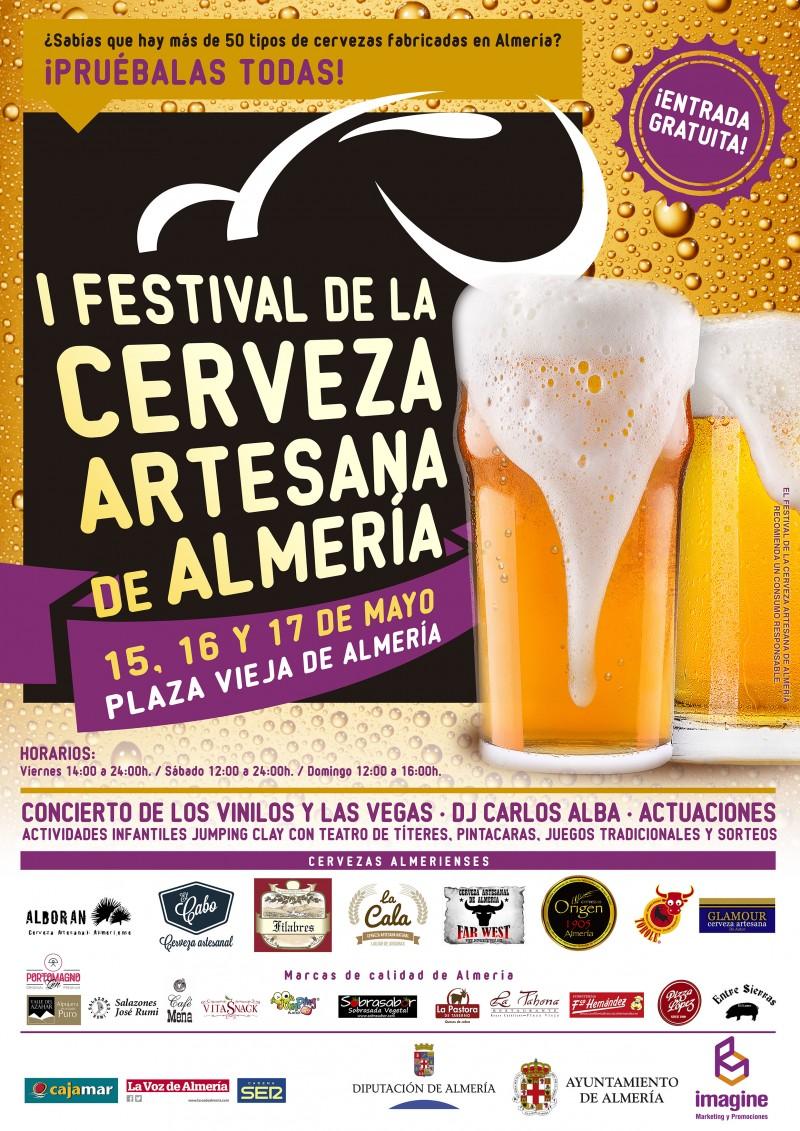 festival cerveza Almeria