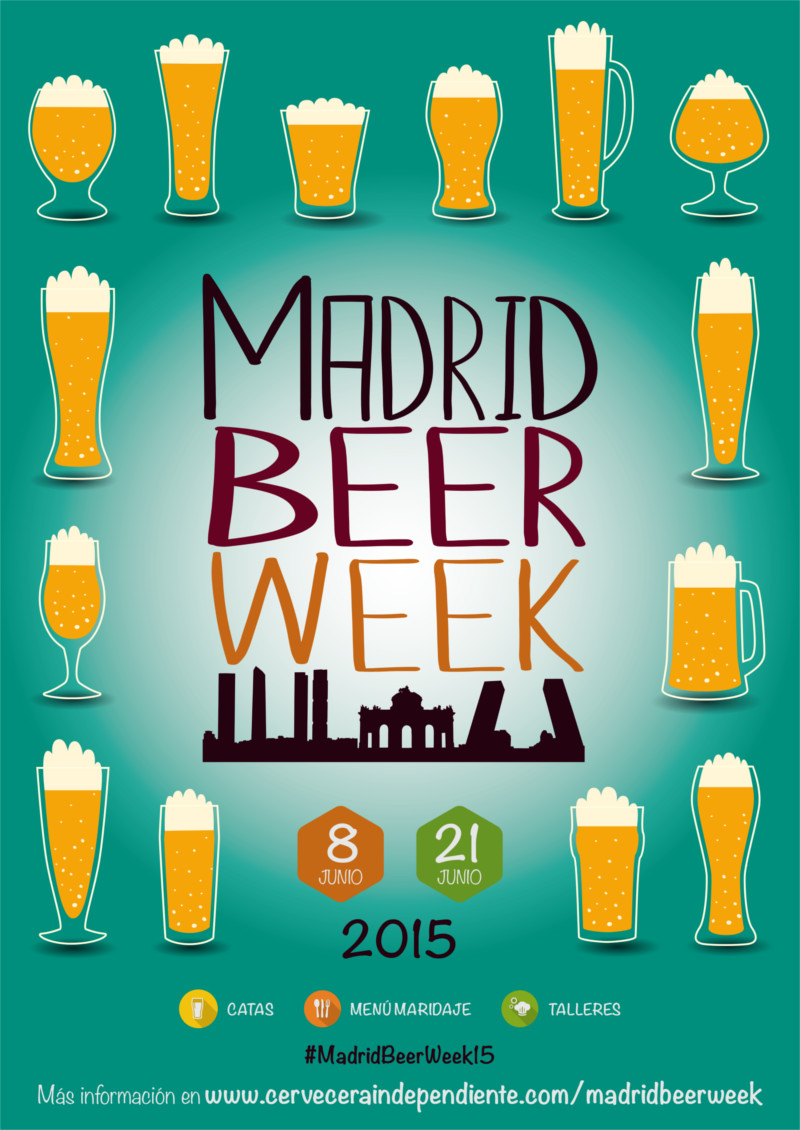 Madrid Beer Week - MBW 2015