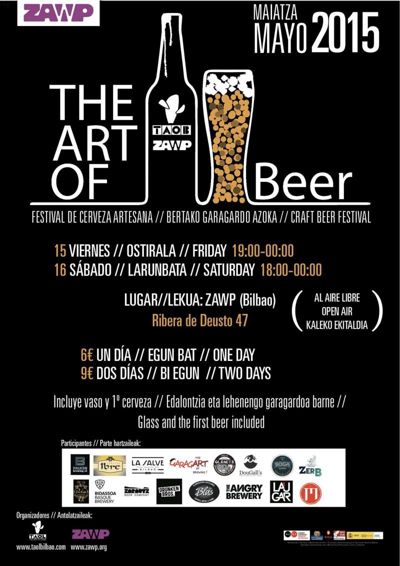 Taob - The art of Beer - 2015