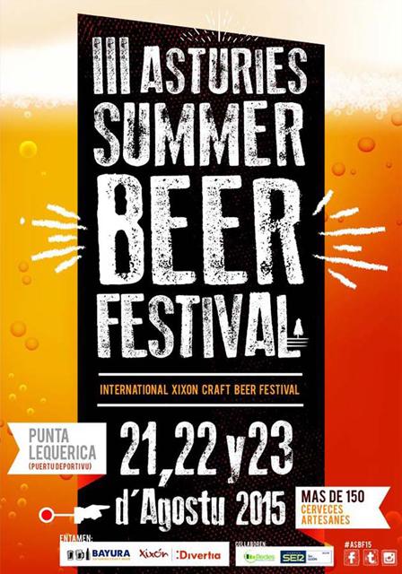 III Asturias Summer Beer Festival