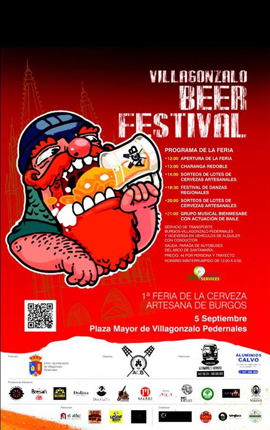 Villagonzalo Beer Festival