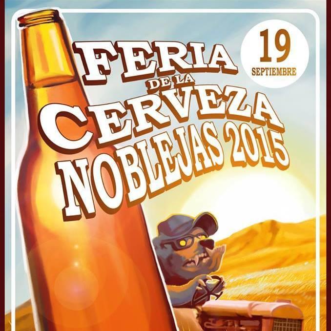 Feria Cerveza Noblejas 2015