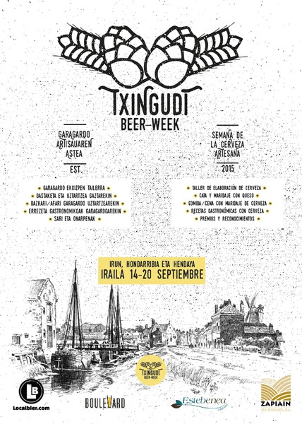 Txingudi Beer Week 2015
