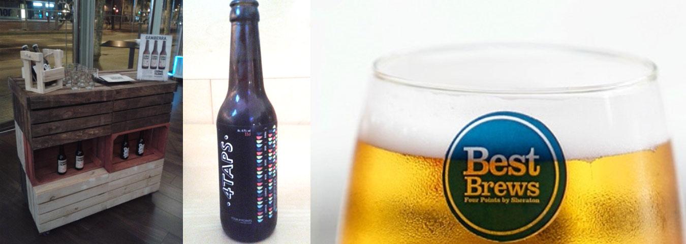 Cervezas 4Taps