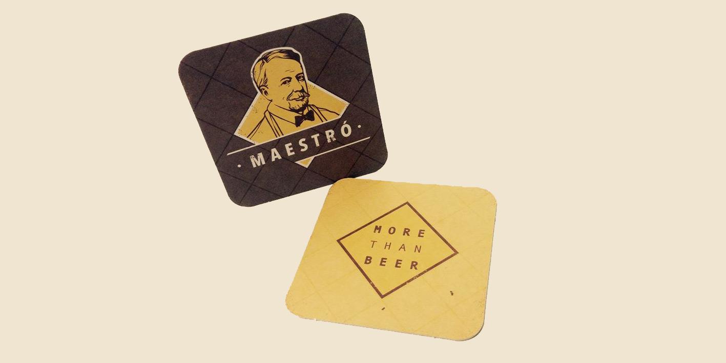 Logotipo Maestró