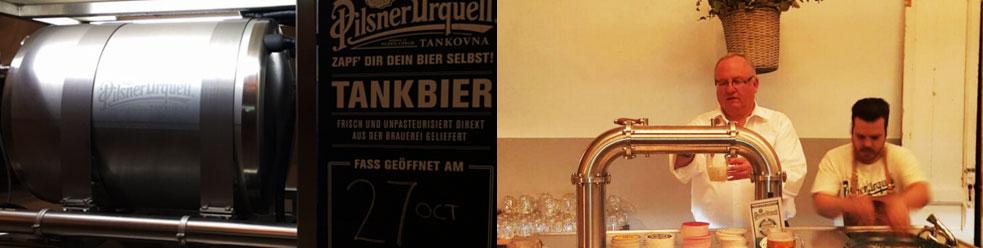 Tanque Pilsner Urquell