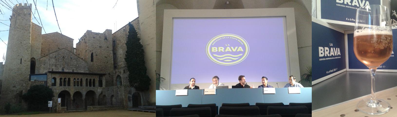 Museu Història de Sant Feliu de Guíxols, presentació La Brava