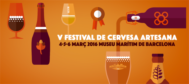 BBF - Barcelona Beer Festival 2016