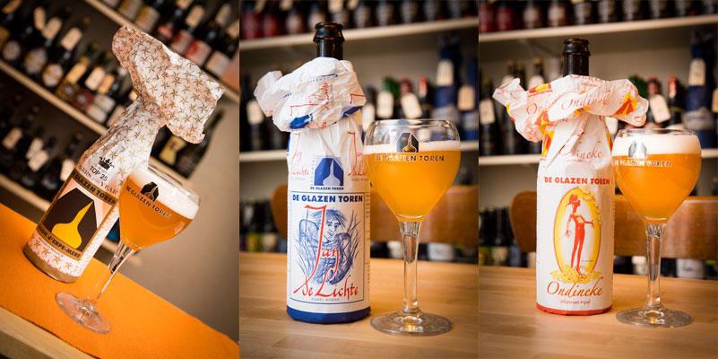 Fotografia cervezas de De Glazen Toren