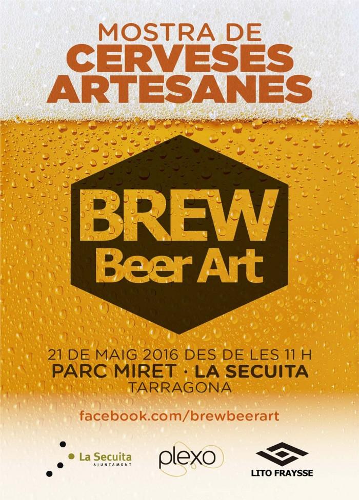 Brew Beer Art La Secuita