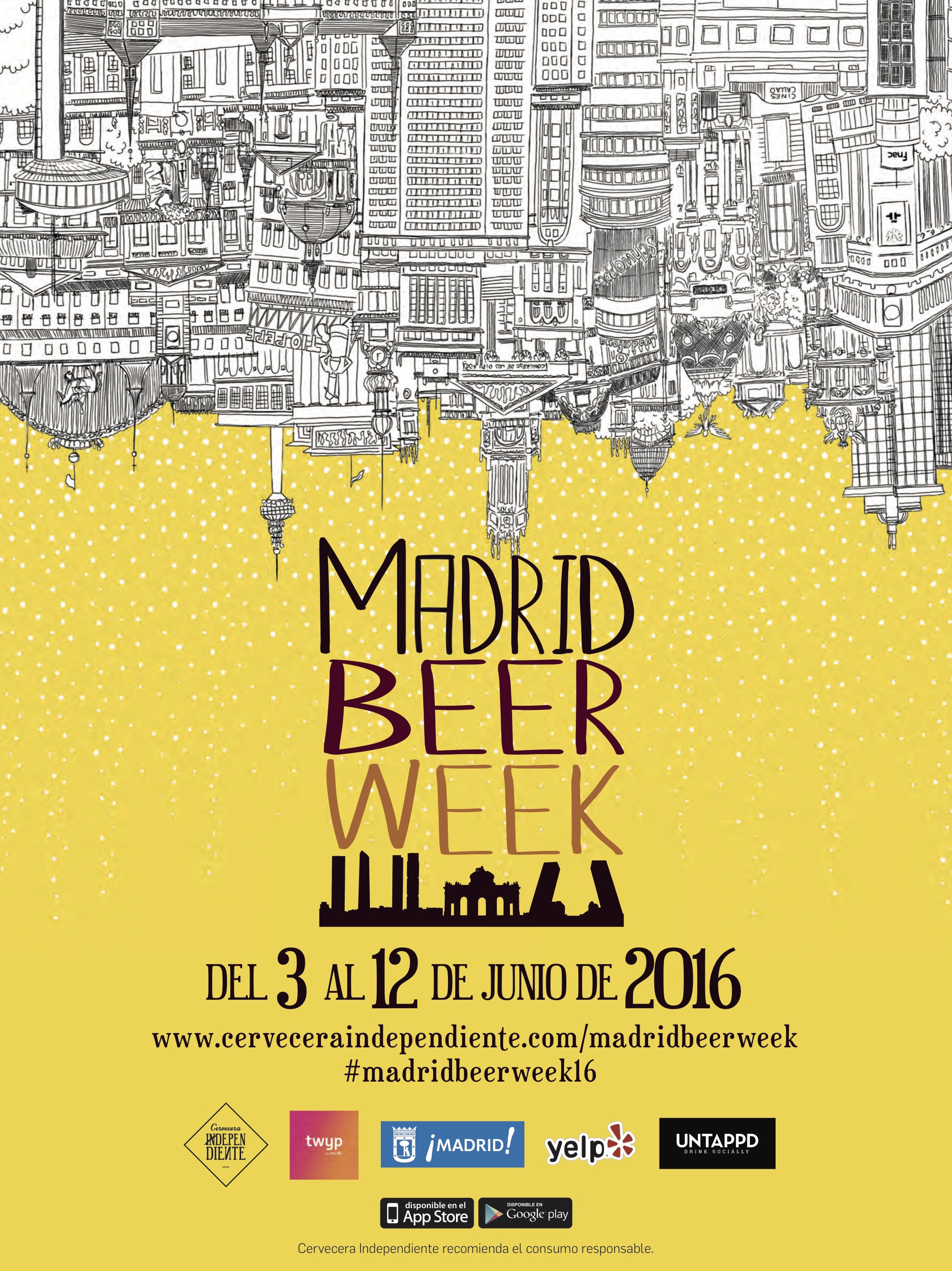 Madrid Beer Week 2016