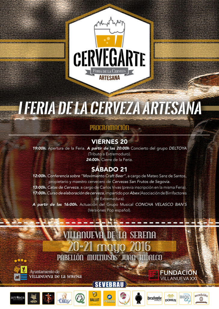 Cervegarte I Feria de la Cerveza Artesana