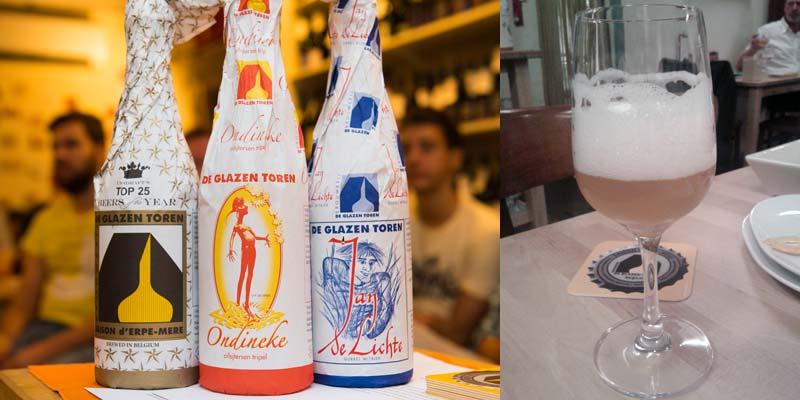 Cerveza de De Glazen Toren