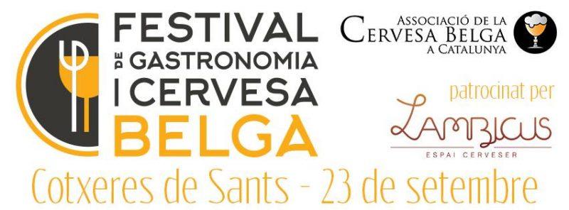 I Festival de Cerveza y Gastronomia Belga
